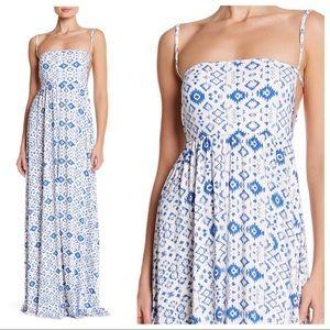 NWT Rachel Pally M Jersey Knit Doreen Maxi Dress